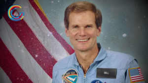 NASA chief explores top space issues