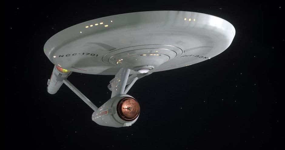 A life-size hologram of Star Trek's Starship Enterprise could be in the works