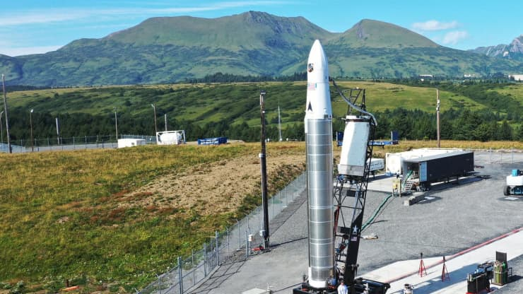 After wobbly liftoff, Astra Space rocket fails to reach orbit once again