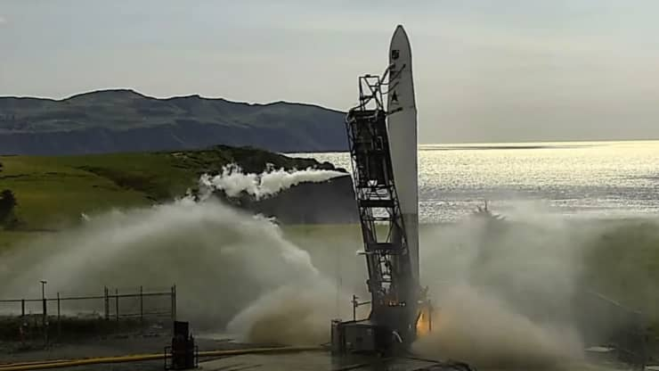 Astra stock drops after cutting short rocket launch, with next attempt expected in the coming days