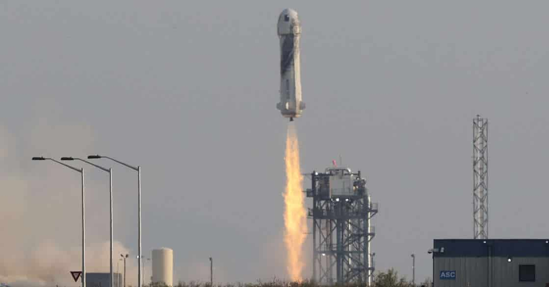 How Blue Origin, SpaceX, Virgin Galactic space race could impact the atmosphere