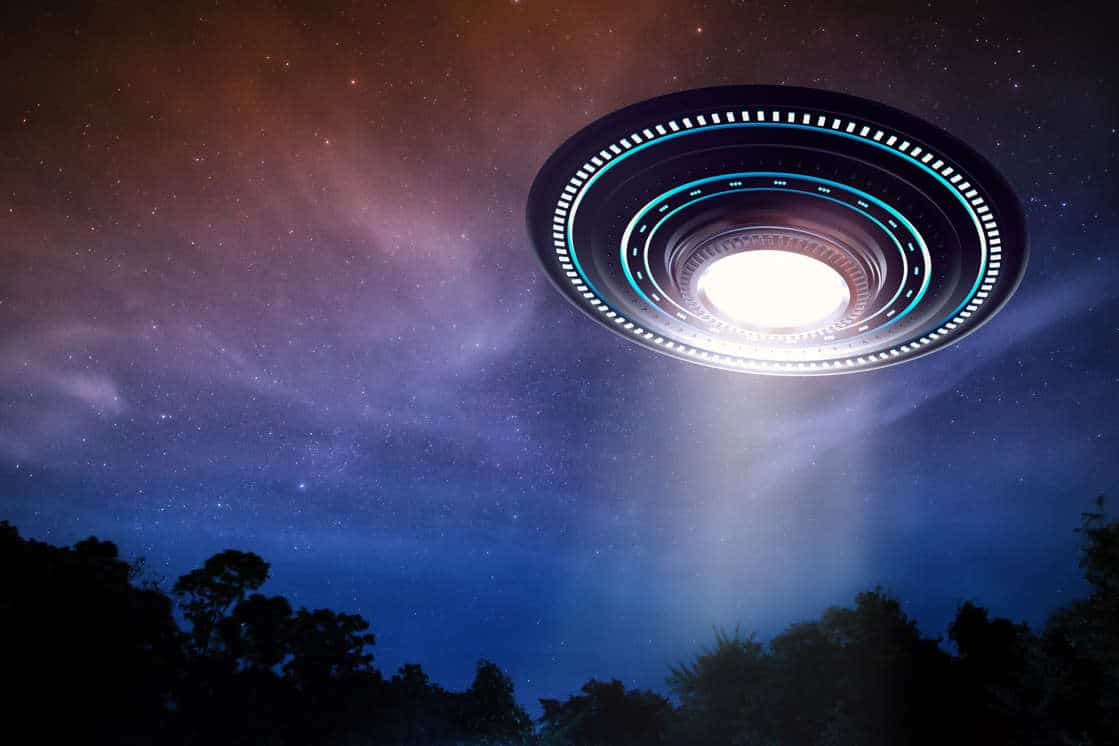 I Want to Believe: Growing Number Think Some UFOs Are Alien Spacecraft
