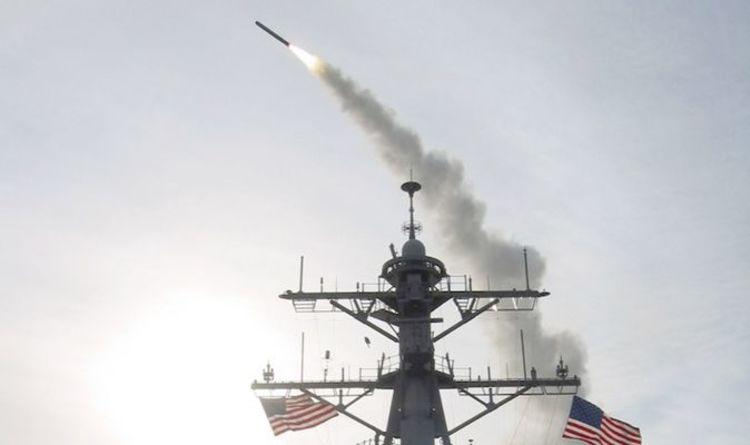 Biden's Space Force fires new interceptor missile as tensions peak in South China Sea