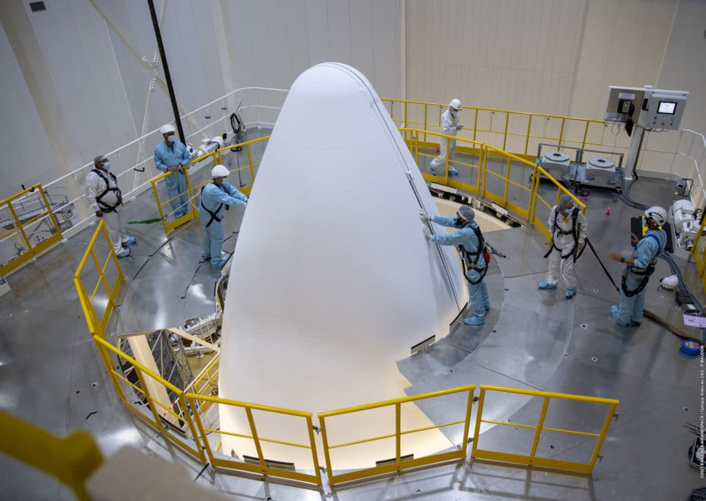 Ariane 6 Rocket Conducts First Tests Ahead of Launch
