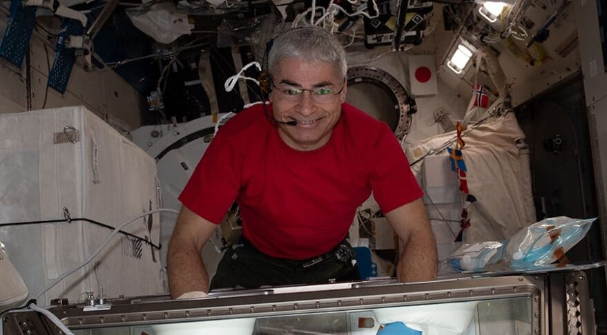 NASA astronaut to stay on ISS for nearly a year