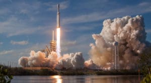 Next commercial Falcon Heavy mission to launch debut Astranis satellite