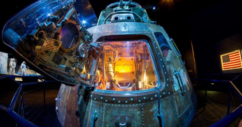 Out-of-this-world: incredible space museums and experiences