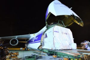 Service Module Delivered to NASA for Orion Moon Mission