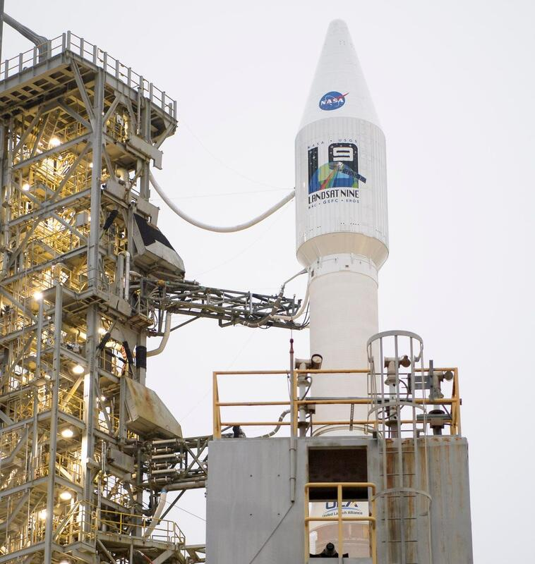 The Launch Of Landsat 9 Was Overshadowed By The Space Tourism Frenzy - What You Need To Know