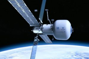 NASA Gets a Third Proposal for a New Private Space Station