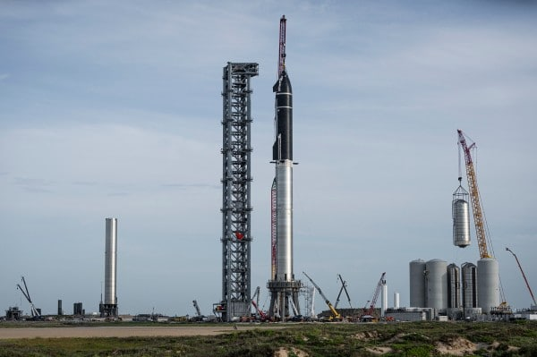 Elon Musk says Starship should be ready for first orbital launch next month, 'pending regulatory approval